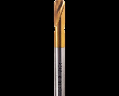 16 Spot Drill 1 495x400 - Straight Shank Twist Drill