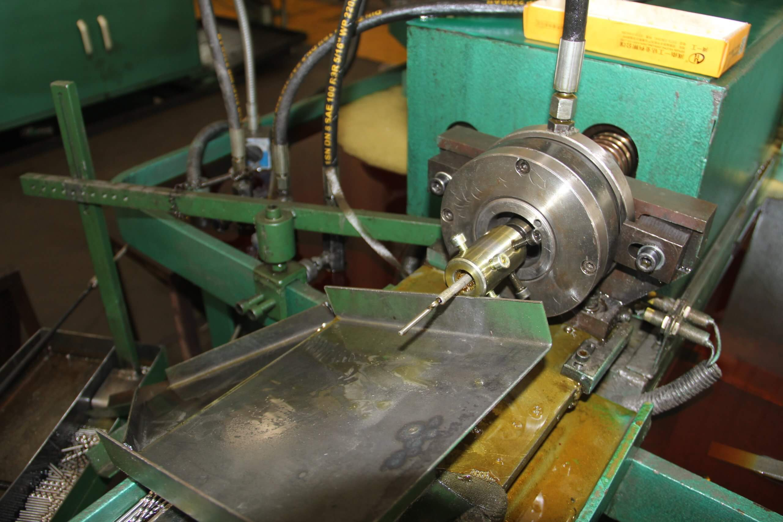 Fully ground scaled - Different manufacturing processes for HSS twist drill