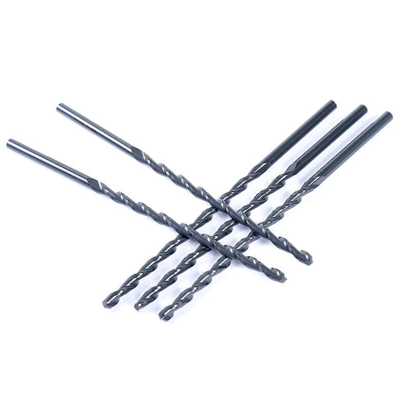 Extra Long Hss Drill Bits For Drilling Through Stainless Steel 4 - Extra Long Hss Drill Bits For Drilling Through Stainless Steel