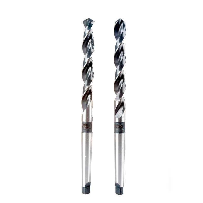 HSS Cobalt Twist Morse Taper Shank Drill For Stainless Steel 2 - HSS Cobalt Twist Morse Taper Shank Drill For Stainless Steel