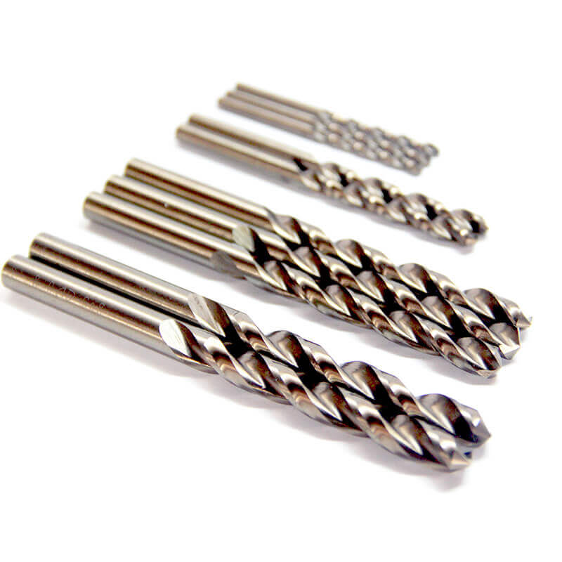 Hss Parallel Shank Twist Drill For Drilling Stainless Steel 2 - Hss Parallel Shank Twist Drill For Drilling Stainless Steel