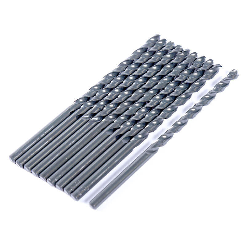 Hss Straight Shank Long Flexible Drill Bit For Hardened Steel 6 - Hss Straight Shank Long Flexible Drill Bit For Hardened Steel
