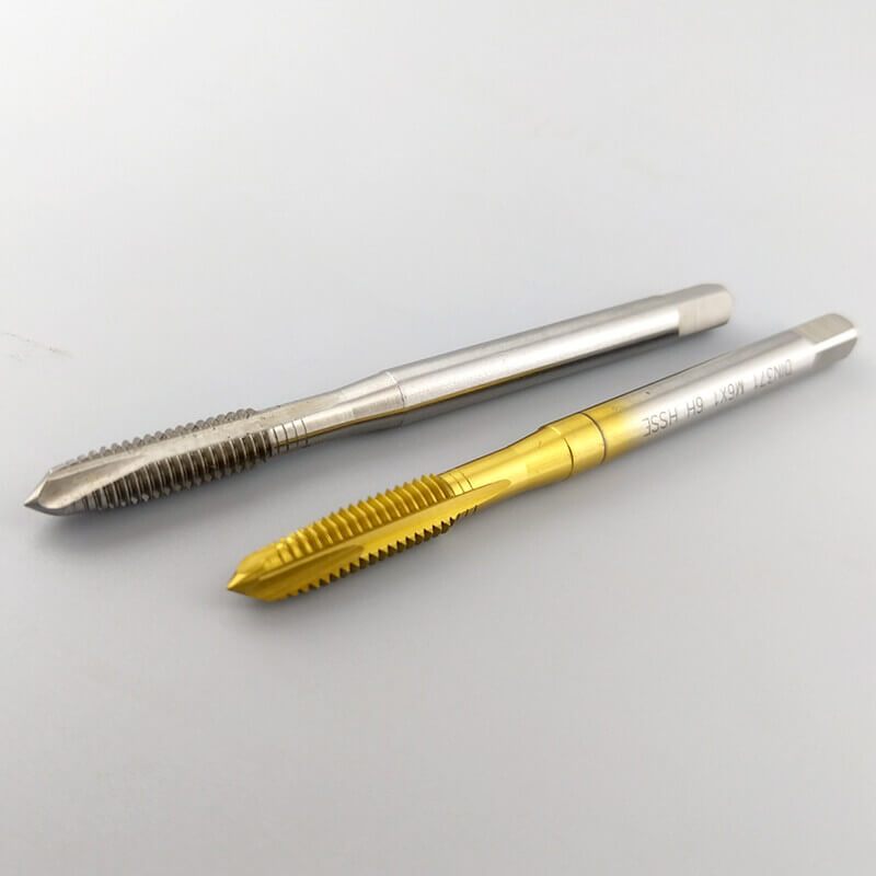 Metri Hss Spiral Point Taps For Tapping Threads In Steel 2 - Metri Hss Spiral Point Taps For Tapping Threads In Steel