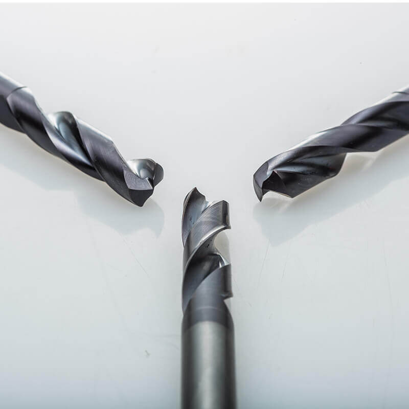 Solid Carbide Jobber Twist Drill Bits For Drilling Hardened Steel 2 - Solid Carbide Jobber Twist Drill Bits For Drilling Hardened Steel