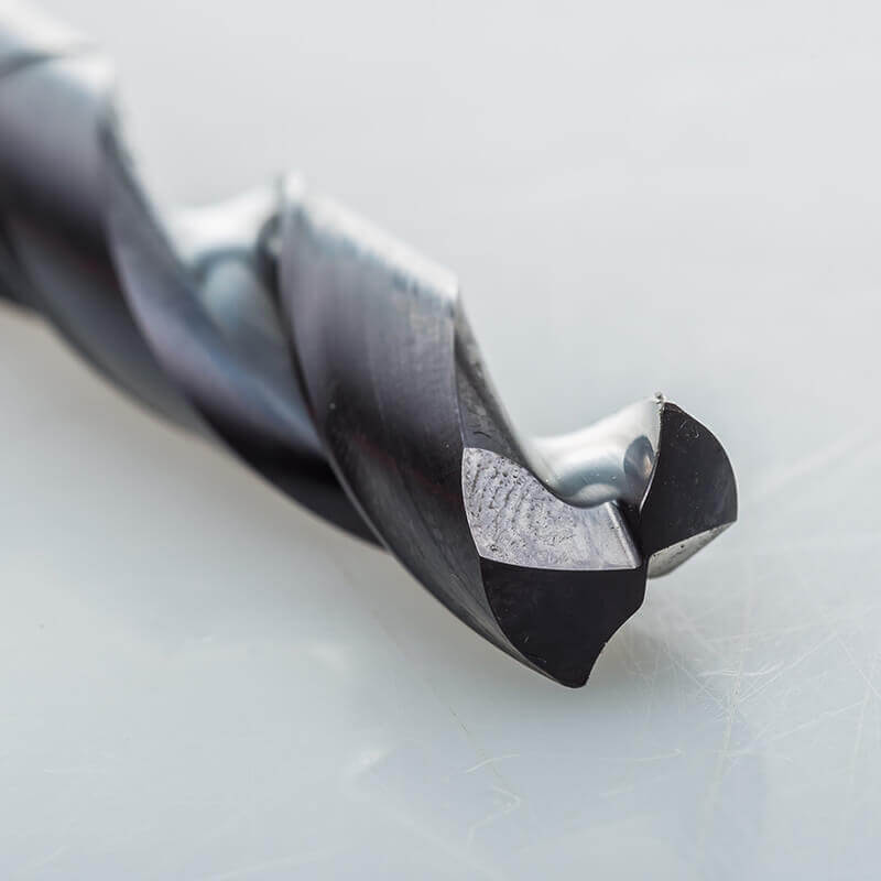 Solid Carbide Jobber Twist Drill Bits For Drilling Hardened Steel 4 - Solid Carbide Jobber Twist Drill Bits For Drilling Hardened Steel